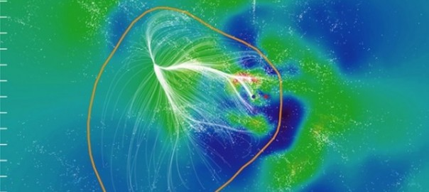 Our Home Supercluster Gets a Map and a Name