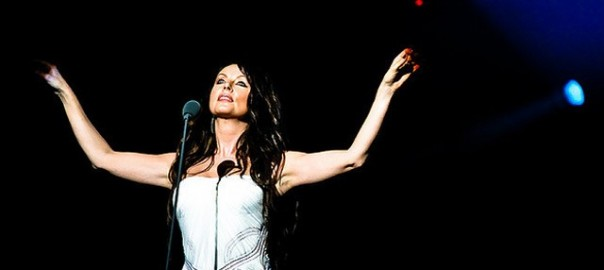 Singer Sarah Brightman Will Ride Russian Rocket to Space