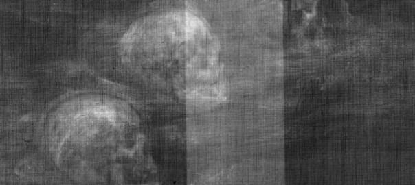 X-Rays Reveal Something Very Eerie In 16th-Century Painting Of John Dee