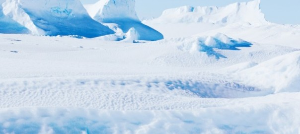 Study Claims Antarctic Ice Is Growing, But Net Gain Will Reverse In Decades