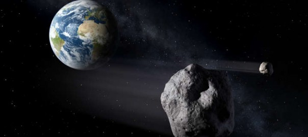 It's A Busy Month For Asteroids Flying Past Earth