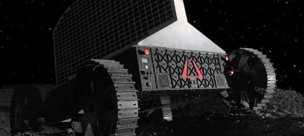 Google Lunar X Prize Robot Built to Find Lunar Water