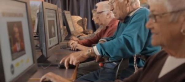 Ad Agency Uses Elderly to Game Viral Videos