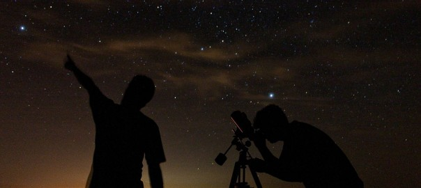 See Space Station and Cargo Ship in Night Sky This Week