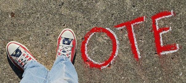 Why You Can't Vote Online Tuesday