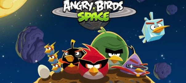 NASA, 'Angry Birds' Team Up to Explore the Red Planet