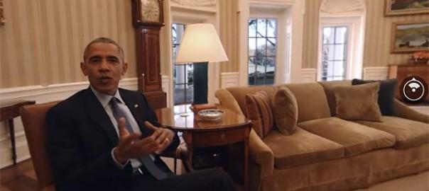 Take A Virtual Reality Tour Through The White House