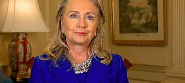 Hillary Clinton Opens the Social Good Summit